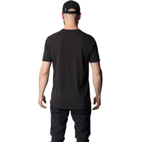 Houdini M's Big Up Message Tee True Black/Heartbeat